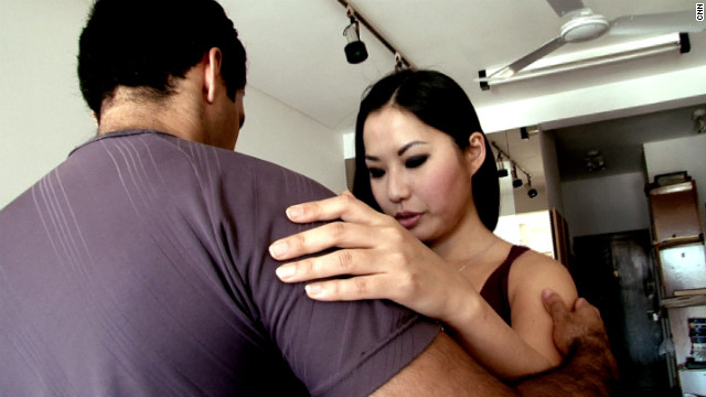 "But first Chang, who confesses to be the owner of ""two left feet,"" would take a lesson in the other side of tango -- dance. Over the course of her practice, she discovered that the dance moves have an ""intimate relationship with the music,"" which she would later draw on to enhance her musical performance."