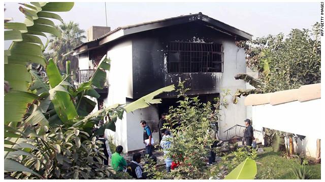 Al menos 14 muertos por incendio en un centro de rehabilitación en Perú