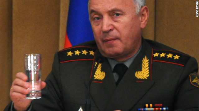 Russian Gen. Nikolai Makarov warned of a pre-emptive strike on launch sites if a compromise over a defense shield in Europe is not reached.