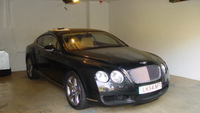 Using embezzled funds, Ibori bought fleets of Rolls Royces, this $200,000 Bentley and a Maybach, as well as a private jet worth $20 million.<br/><br/>