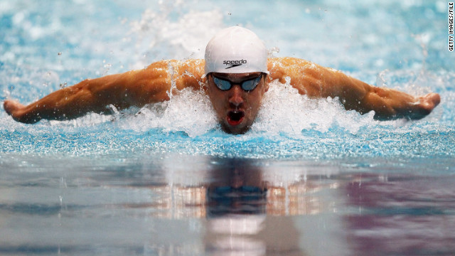Michael Phelps says he will retire after London Olympics