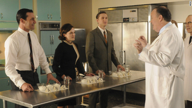 'Mad Men': Megan moves on