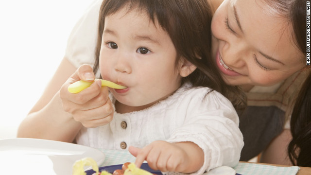 9 in 10 moms see overweight toddlers as normal
