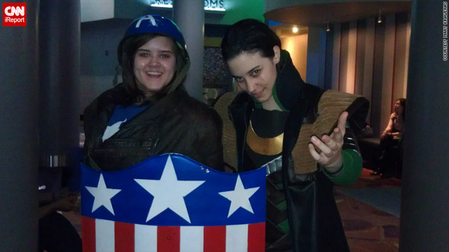 'Avengers' smashes records, iReporters' expectations