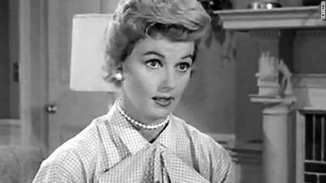 "Leave it to June Cleaver. Wally and the Beaver's mom, played by Barbara Billingsley, certainly had her hands full on ""Leave it to Beaver,"" which aired on CBS before moving to ABC."