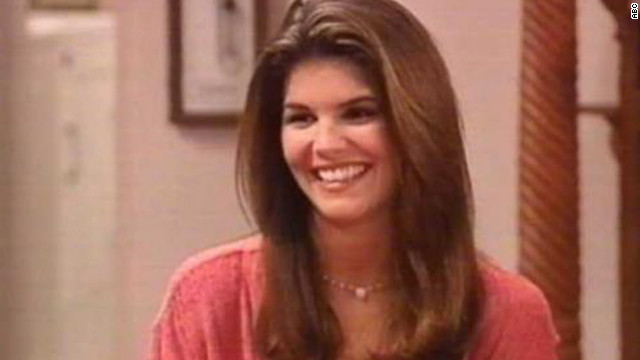 "Known to fans as Aunt Becky, ""Full House's"" Rebecca Donaldson-Katsopolis (Lori Loughlin) became a mother figure for D.J., Stephanie and Michelle. She gave birth to her own children, twins Nicky and Alex, during the show's sixth season."