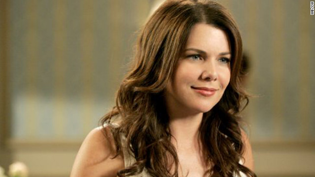 """Gilmore Girls"" followed Lorelai Gilmore (Lauren Graham) and her daughter, Rory (Alexis Bledel), whom she gave birth to at 16 years old. The single mother is often included on lists of TV's top moms."