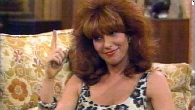 There's a good chance &quot;Married ... with Children&quot; fans weren't jealous of Kelly and Bud, but Peggy Bundy (Katey Sagal), their big-haired, animal print-wearing mama, is still one of our favorite TV moms. 
