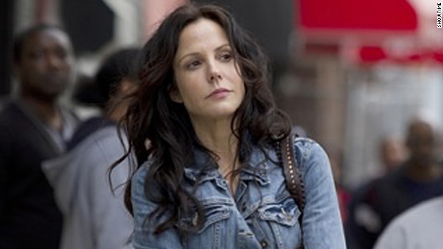 Mary Louise Parker stars as Nancy Botwin on the Showtime series 