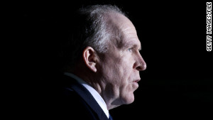 John Brennan, the president\'s top counterterrorism adviser