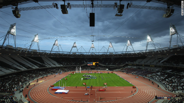 British security officials on alert for Olympic terror threats