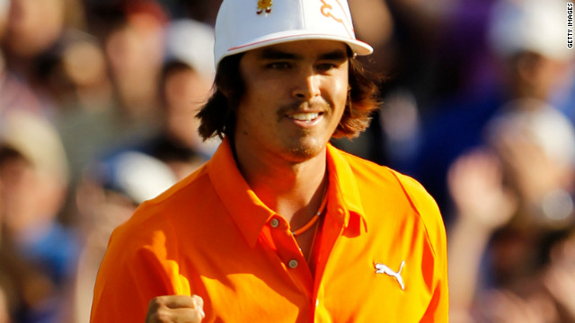 Fowler\'s first PGA Tour title