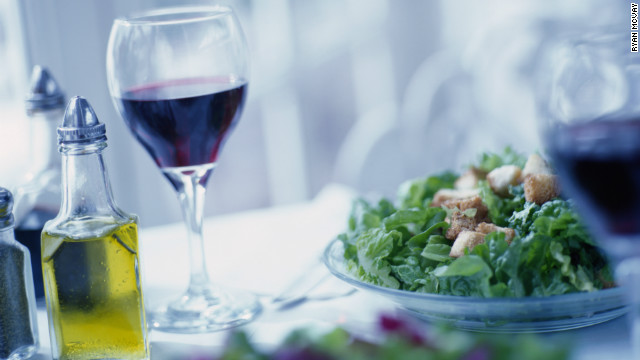 What to sip with your salad