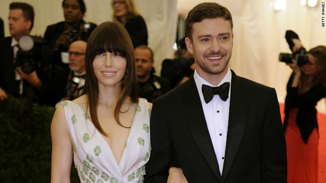 Report: Justin Timberlake marries Jessica Biel