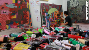 Cultural mix gives Philippines art edge