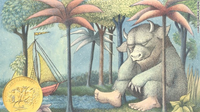 Maurice Sendak\'s work in pictures