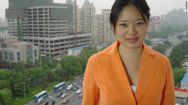 Melissa Chan, Al Jazeera's Beijing correspondent, has been forced to leave China after authorities refused her visa request.