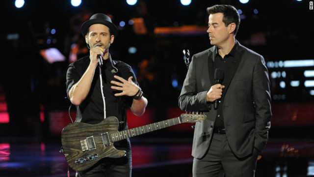 Tony Lucca: I'm sorry for my role in 'The Voice' drama