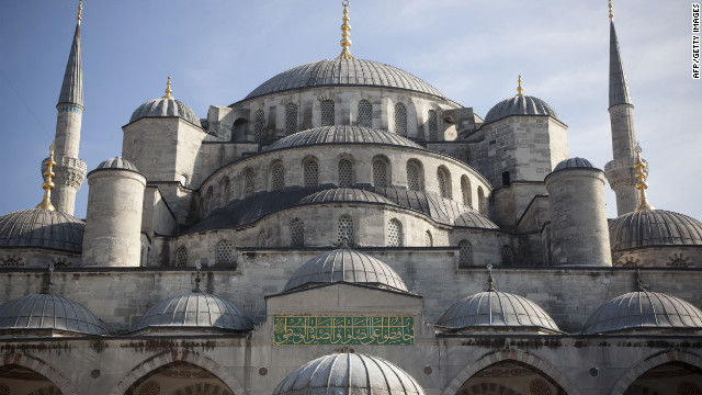 The peaks and domes of mosques and basilica are part of the skyline of Istanbul, which has 26 billionaires, Hurun Report says.