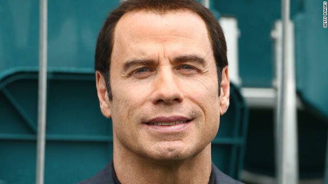 Actor John Travolta, 58, has been married to actress Kelly Preston for 20 years.