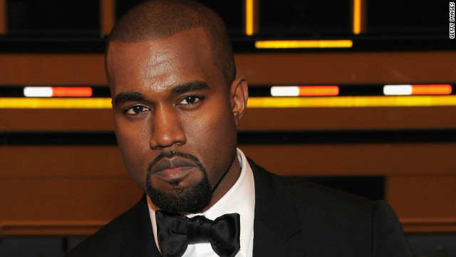 Kanye West, shown here at the Costume Institute Benefit at the Metropolitan Museum of Art in May.