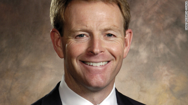 Evangelical leader Tony Perkins knocks Rand Paul's 'gay' remark