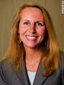 Carol Meyrowitz is the CEO of retail clothing firm, TJX. The company ranked 125th in this year's Fortune 500 list, comfortably ahead of its closest competitors GAP (185) and Limited Brands (286).