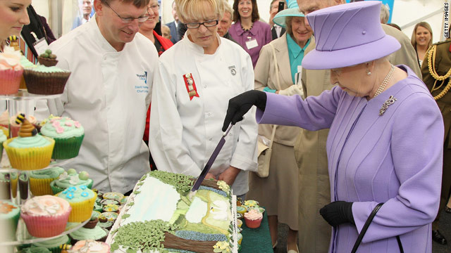 The queen is very involved in the design process according to royal designers Parvin and Rehse who spoke to CNN. Parvin says: