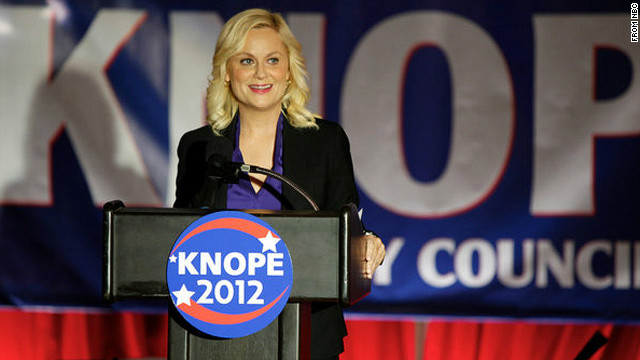 Who won the election on 'Parks and Rec'?