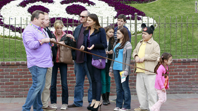 A trip to Disneyland for 'Modern Family'
