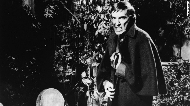 The Throwback: A return to the world of 'Dark Shadows'