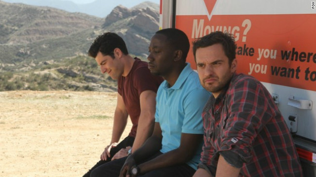 &#039;New Girl&#039;: Nick&#039;s moving day