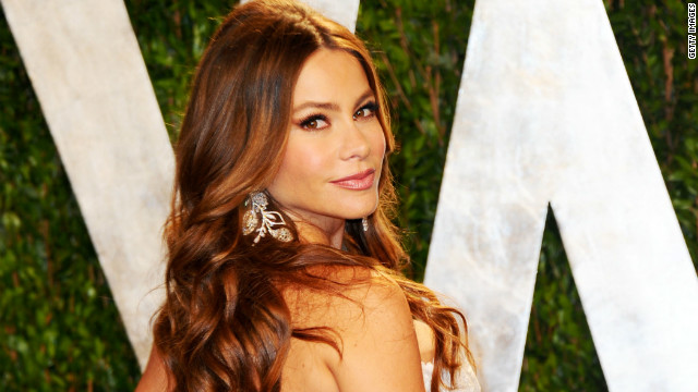 Sofia Vergara, aka <a href='http://marquee.blogs.cnn.com/2012/07/18/sofia-vergara-named-highest-paid-tv-actress/?iref=allsearch' target='_blank'>the highest-paid TV actress this year</a>, has become the female celebrity we'd most want to hang out with ever since her <a href='http://marquee.blogs.cnn.com/2012/09/24/sofia-vergaras-emmys-night-more-fun-than-yours/' target='_blank'>hilarious photos from the Emmys after-party</a>. For some of you she might be a favorite because of her famous curves, but don't forget about the comedy talent's <a href='http://marquee.blogs.cnn.com/2012/10/03/sofia-vergara-fiance/?iref=allsearch' target='_blank'>killer sense of humor. </a>