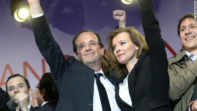 La despechada venganza de la ex primera dama francesa