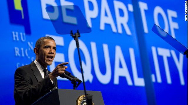 Obama's gay marriage support riles religious conservatives, but political effects not yet clear