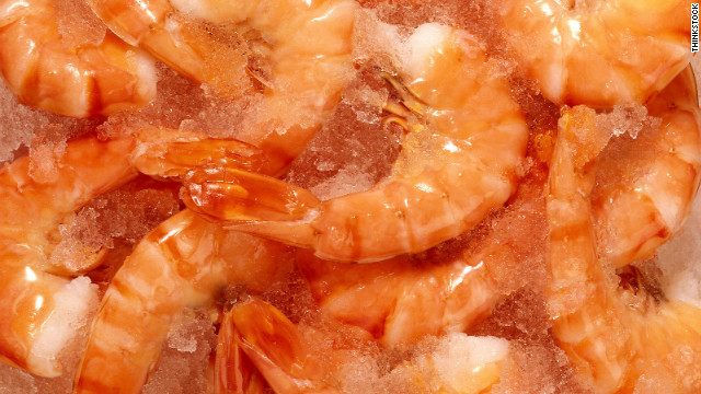 Mass shrimp deaths mean jumbo prices