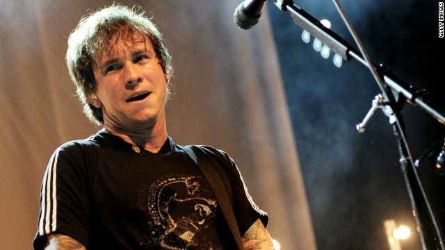Against Me!'s Tom Gabel speaks on being transgender