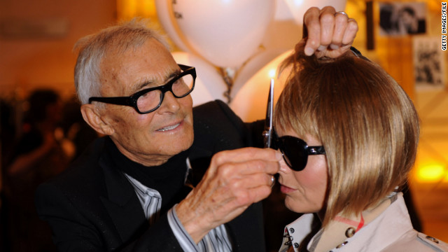 Legendary hairstylist Vidal Sassoon dead at 84