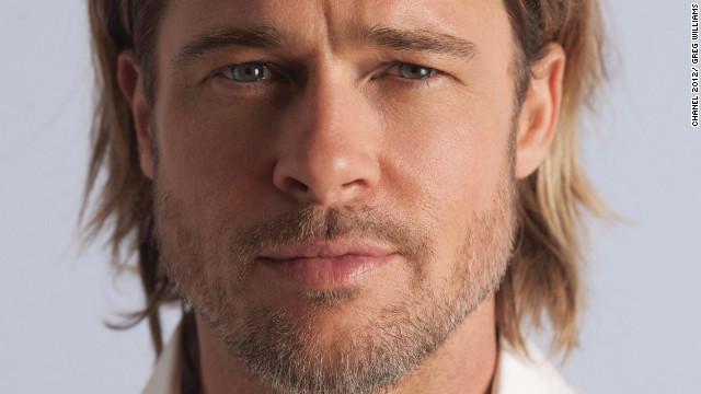 Chanel elige a Brad Pitt como la nueva cara de su principal perfume