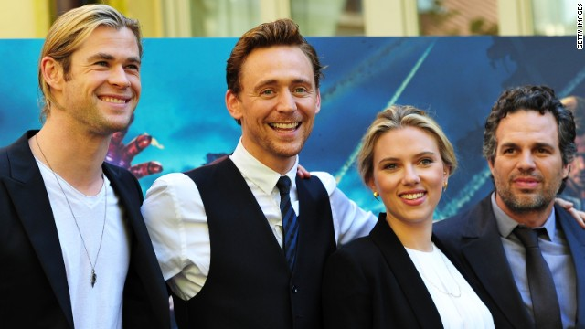 Tom Hiddleston isn't done with 'The Avengers'