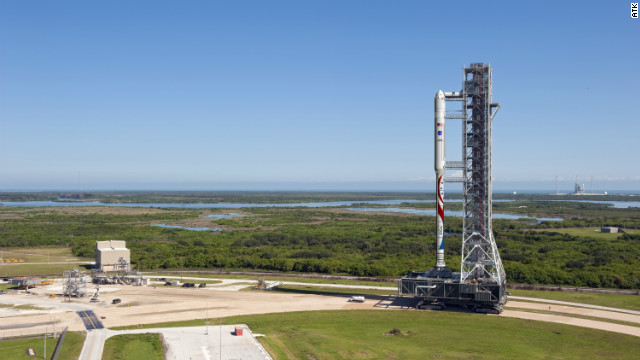 Rocket maker enters spaceflight race