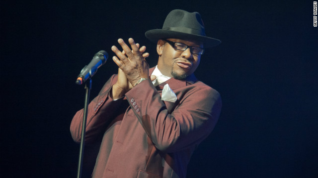 Bobby Brown sets release date for 'Masterpiece'