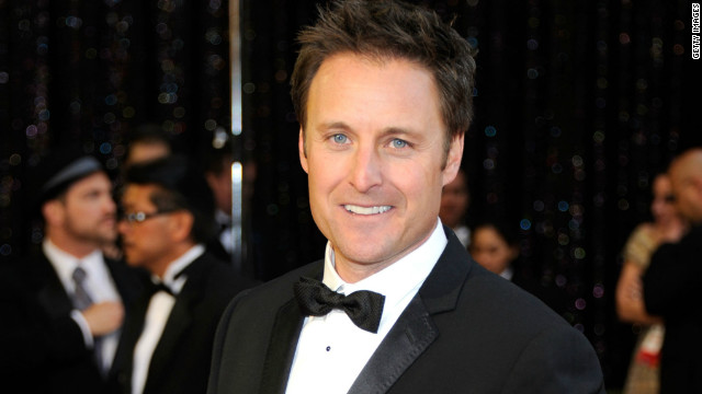 Chris Harrison: I wouldn't make a great 'Bachelor'