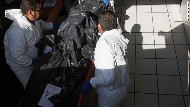 Las autoridades mexicanas encuentran los cadáveres de 18 personas en Jalisco