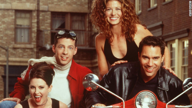 "Now that Debra Messing's ""Smash"" has been canceled, maybe she'd be up for reprising her role on ""Will & Grace."" The comedy -- starring Megan Mullally, Sean Hayes, Messing and Eric McCormack -- ran for eight seasons on NBC."