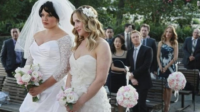Broadcast TV reaches record high of LGBT characters