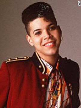 Wilson Cruz played Rickie Vasquez, a gay 15-year-old, on &quot;My So-Called Life.&quot; Despite garnering a cult following, the show only lasted for one season on ABC.
