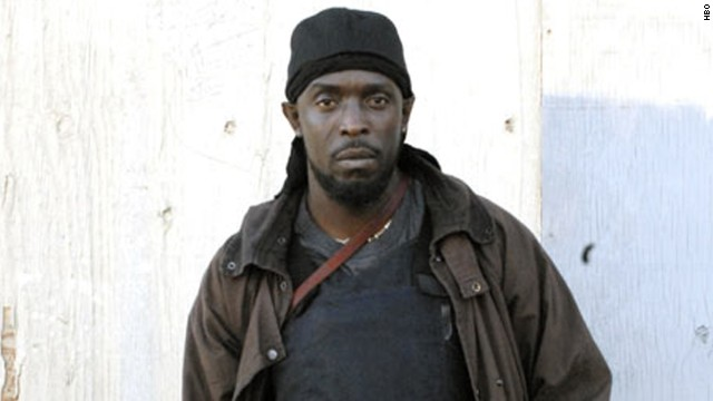 "Michael K. Williams played ""The Wire's"" Omar Little, a renowned Baltimore criminal. In March,<a href='http://www.grantland.com/blog/the-triangle/post/_/id/18690/b-s-report-transcript-barack-obama' target='_blank'> Obama told Bill Simmons</a> that Little is his favorite ""Wire"" character: ""I mean, that guy is unbelievable, right?"""