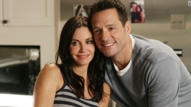 Fans may get to see a lot more of Courtney Cox next season on