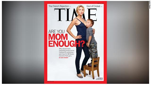 """""""¿Eres lo suficientemente madre?"""" pregunta Time"""